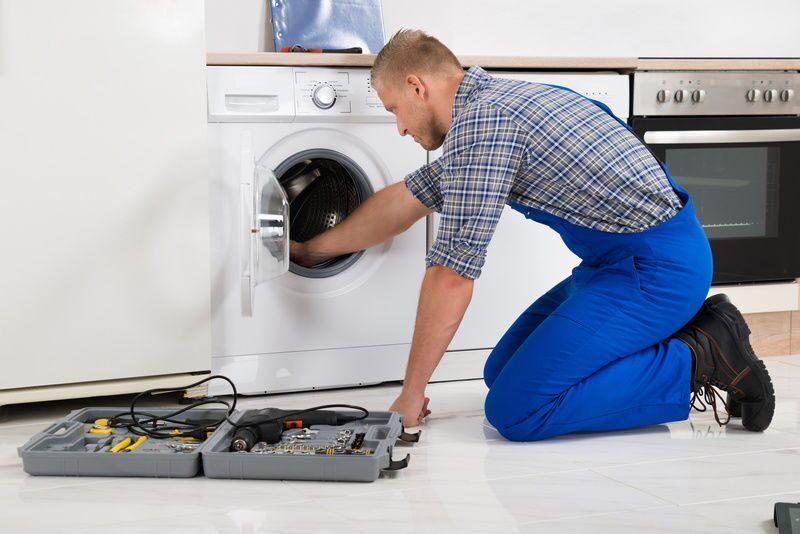 обслуживание стиральных машин АЕГ Красносельская